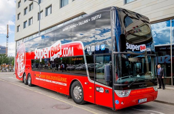 Estońska wersja Polskiego Busa. Rusza konkurencja dla Lux Expressu