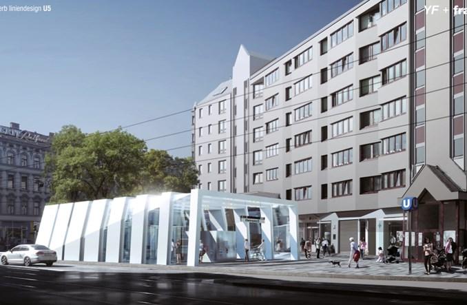 Wiedeń zbuduje w pełni automatyczną linię metra U5