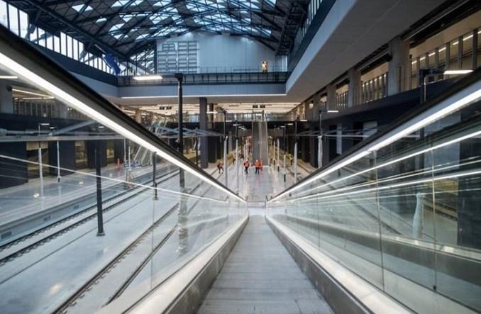 Łódź: Stacje w tunelu zintegrowane z komunikacją miejską