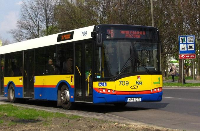 Płock kupuje siedem autobusów MIDI