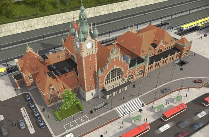 Dworzec w Gdańsku Głównym wreszcie do przebudowy