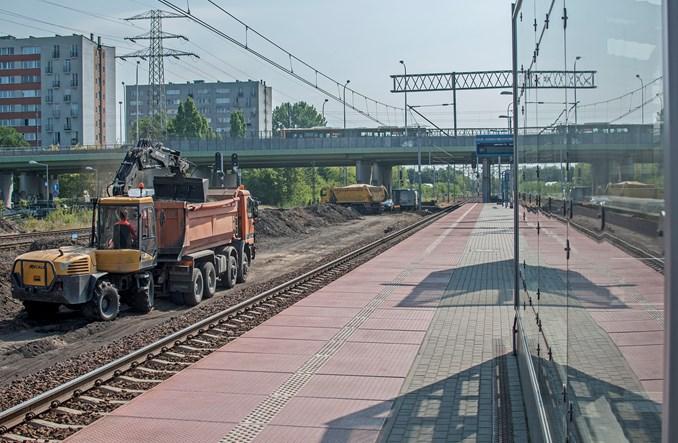 PKP PLK chcą rozbudować Warszawę Gdańską. Drugie podejście