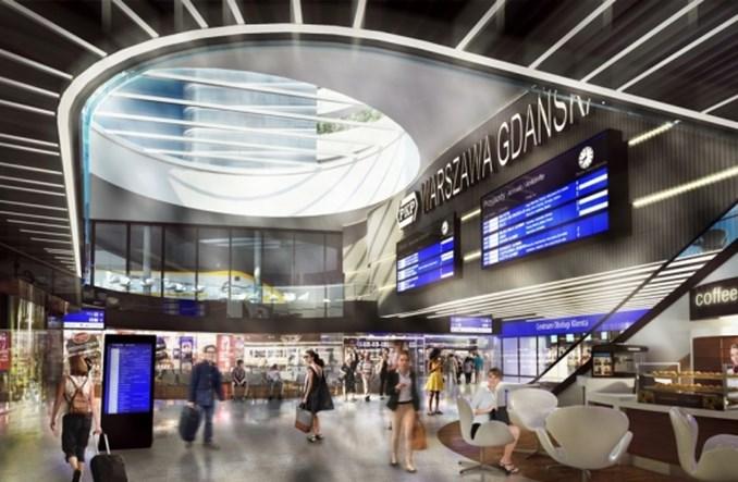 Jaki dworzec Warszawa Gdańska? Wciąż wielka niewiadoma
