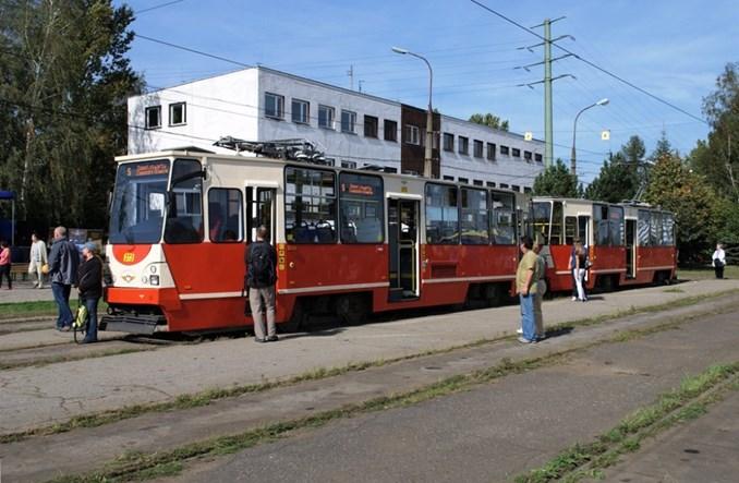 Tramwaje Śląskie przebudują tory przy zajezdni w Gliwicach