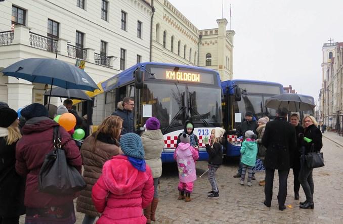 Głogów zamawia cztery kolejne autobusy