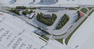 Szczecin: Projekt tramwaju do pętli Mierzyn prawie gotowy