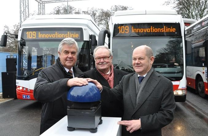 Hamburg: Z obserwatora do sprawcy rozwoju elektromobilności