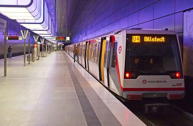 Hamburg planuje rozbudowę metra