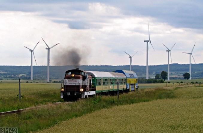 Koleją na Półwysep Helski dojedziemy w czerwcu