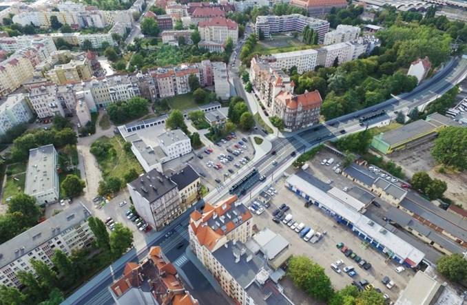 Wrocław wyrzuca Balzolę z budowy tramwaju na Hubskiej