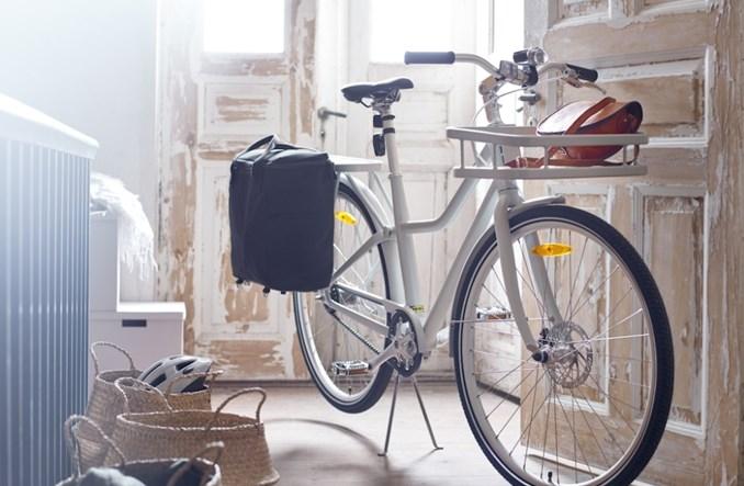 Ikea robi rowery miejskie. Skręcasz go sobie sam