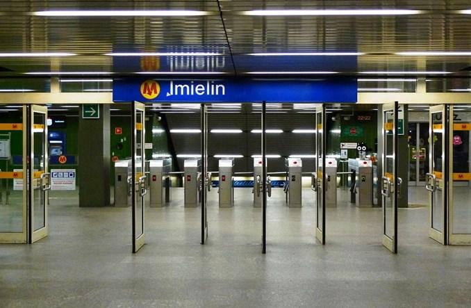 Metro: Będą szersze bramki? ZTM myśli o uszczelnieniu systemu