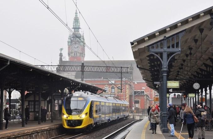 Biletomaty w nowych pociągach SKM Trójmiasto nie sprawdziły się