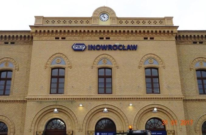 Inowrocław przebuduje okolice dworca