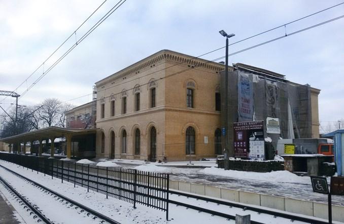 Przebudowa dworca w Inowrocławiu wznowiona