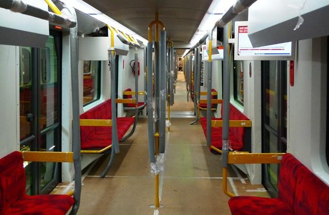Metro domówi pociągi w kolejnej perspektywie