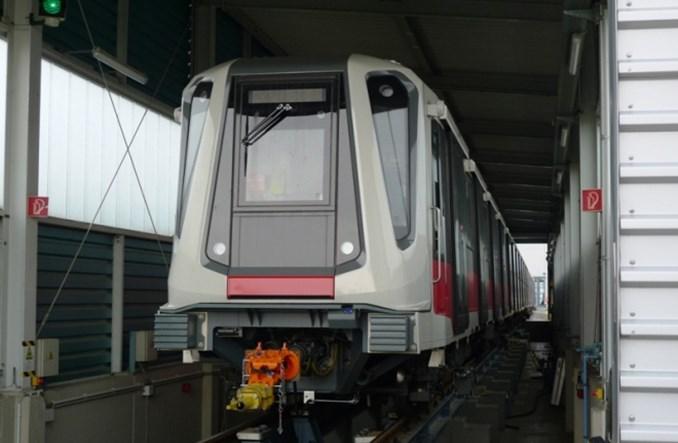 Siemens i Newag mogą startować z umową na metro dla Sofii