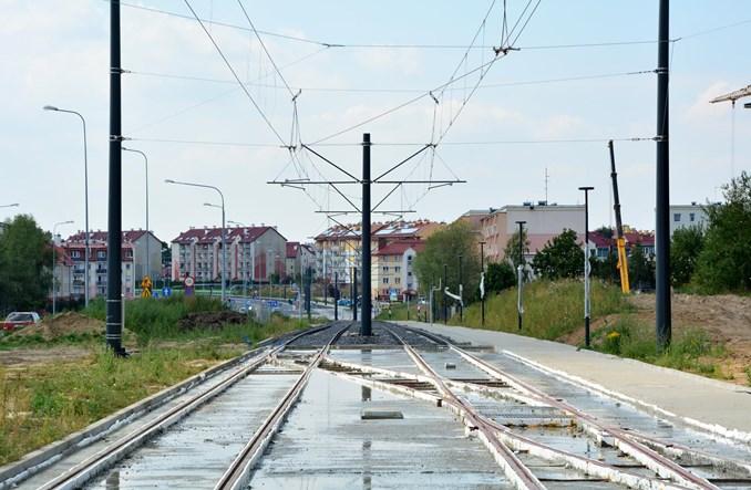 Olsztyn dobuduje 6 km torów tramwajowych. Rusza przetarg