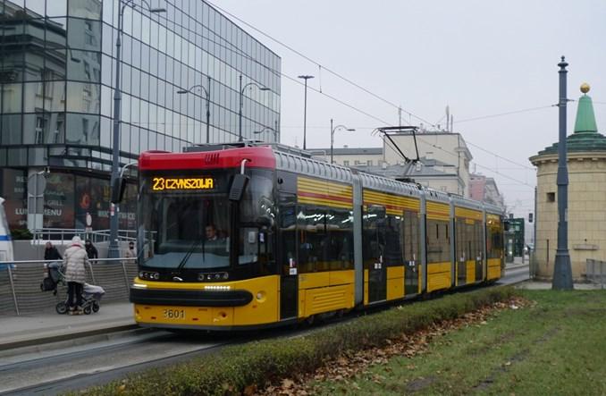 Warszawa: Pierwszy Jazz wreszcie zdał test bezawaryjnej jazdy