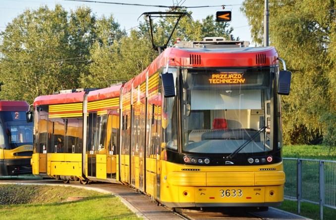 Warszawa: Tramwaj na Odolanach dopiero po 2026 r.