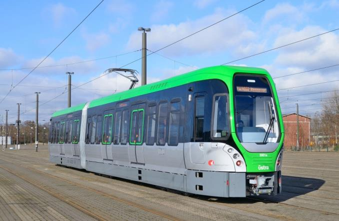 Hanower: Więcej wozów lekkiej kolei od Kiepe Electric