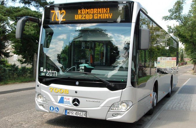 Komorniki na zakupach: osiem nowych autobusów