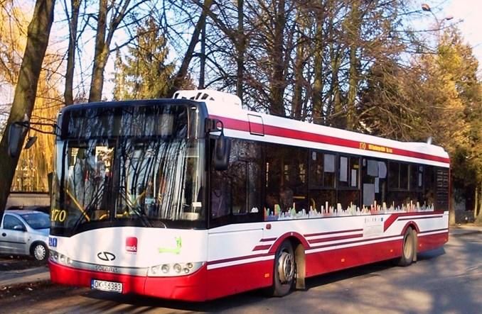 Kędzierzyn-Koźle. Solaris dostarczy dwa autobusy
