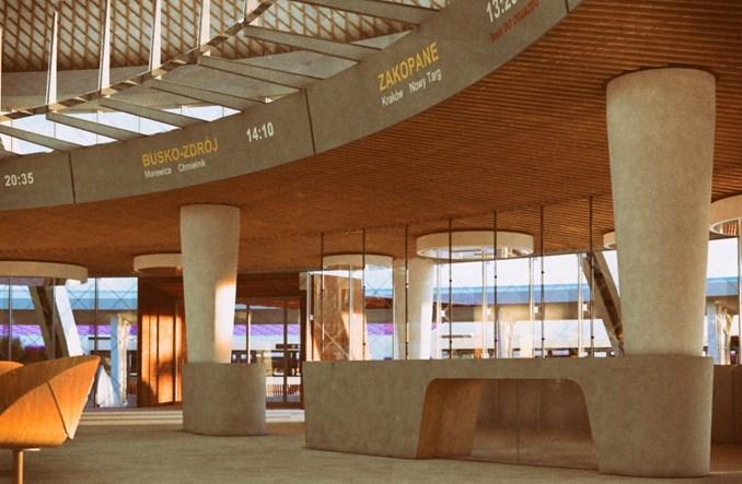 Kielce: Tak się zmieni kosmiczny dworzec PKS