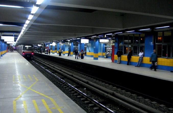 Kair zamawia nowe pociągi do obsługi linii metra