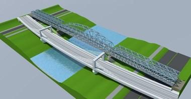 Przemyśl: Mieszkańcy wybiorą koncepcję mostu kolejowego