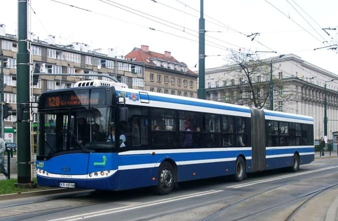 Kraków. 77 autobusów od Solarisa. Podpisano umowę