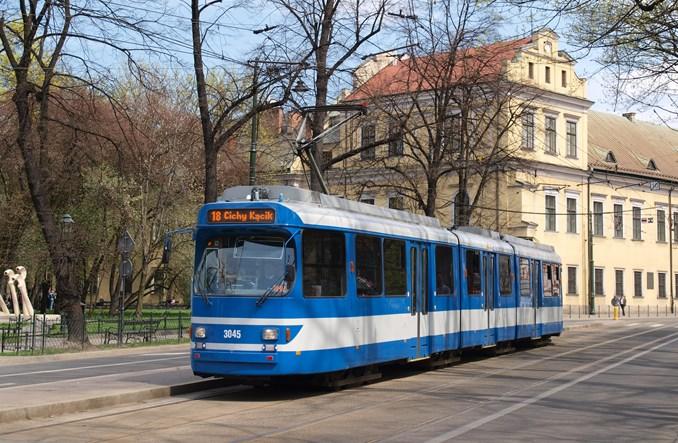 Kraków wyposaży GT8S w człony niskopodłogowe