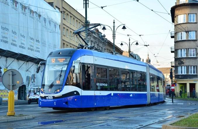 Kraków kupuje tramwaje.  Przetarg ramowy do 50 wozów