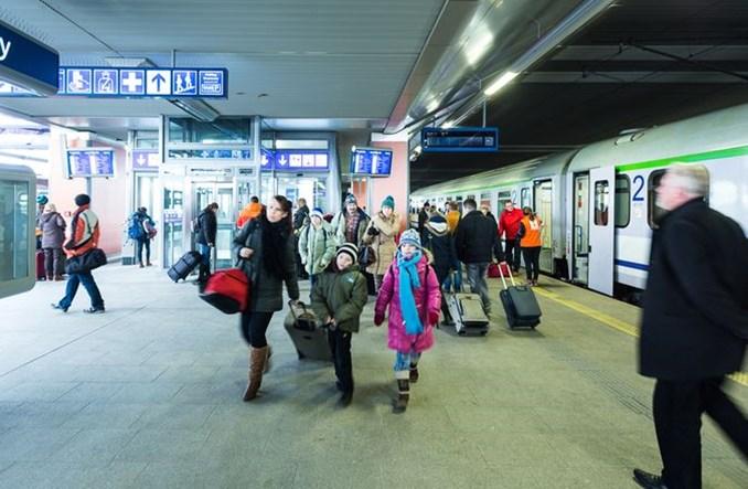 Estetyzacja ponad 20 stacji i 20 dworców na ŚDM
