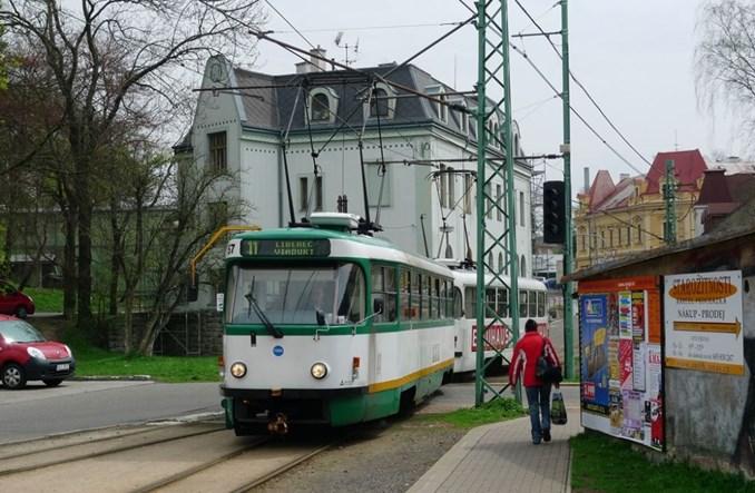 Czechy. Ostatnia wąskotorowa linia tramwajowa idzie do przebudowy