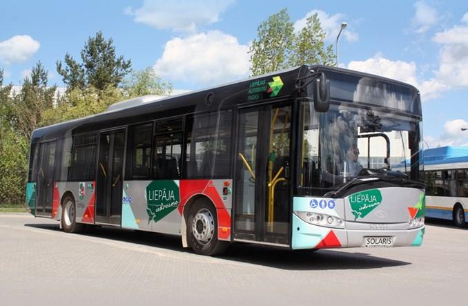 Duży debiut Solarisa w łotewskiej Lipawie