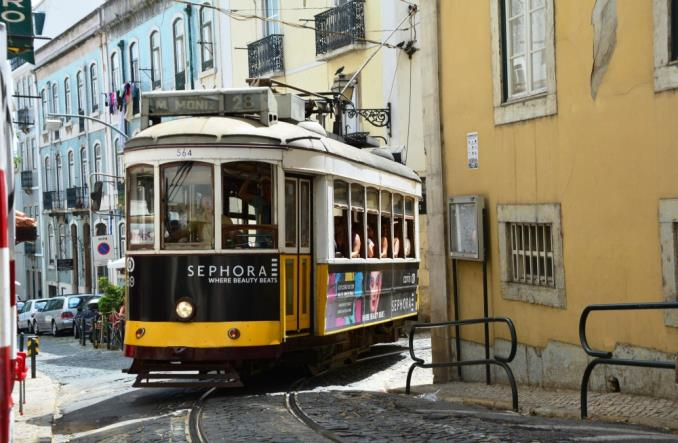 Lizbońskie 28. Tylko dla turystów