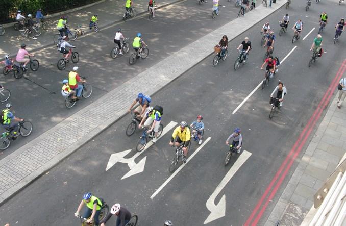 Niebo nie dla rowerów, czyli dlaczego londyńczyk nie chce SkyCycle