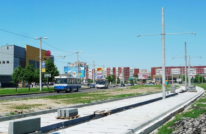 Zielone światło dla tramwajów we Lwowie