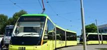 Nowe tramwaje Elektronu dla Kijowa