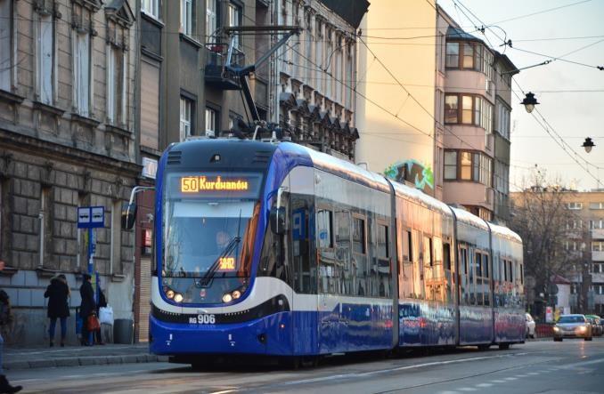 Kraków z pomostowym przetargiem na utrzymanie torowisk
