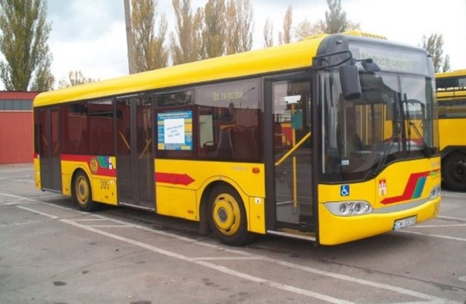 Solaris dostarczy dwa autobusy dla Włocławka