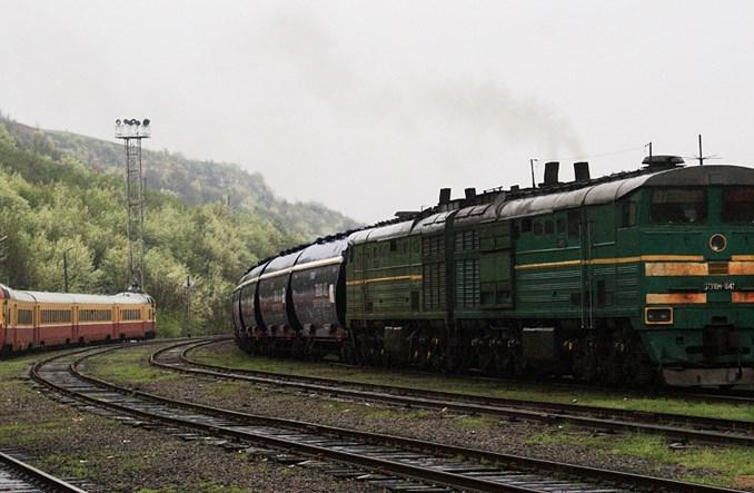 Naddniestrze: Nieistniejące pociągi w nieistniejącym państwie