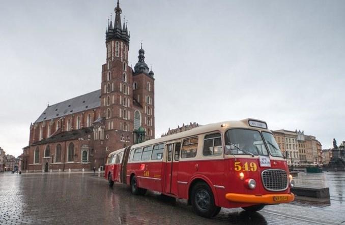 MPK Kraków zaprasza na paradę ogórków