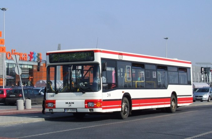 Opole kupuje 23 autobusy za ponad 20 mln zł