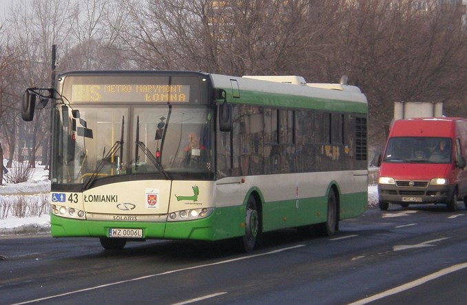 Warszawa: Dobra współpraca z Łomiankami. Będzie więcej?