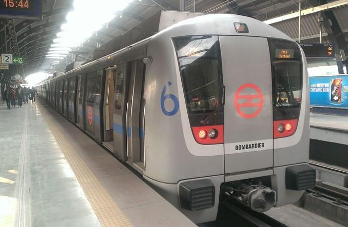 Indie: Duże zamówienie dla metra w Delhi