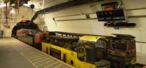 Metro, co rozwoziło pocztę
