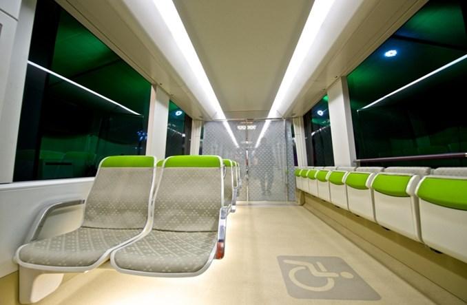 Alstom pokazuje makietę metra dla Rijadu. Produkcja w Chorzowie