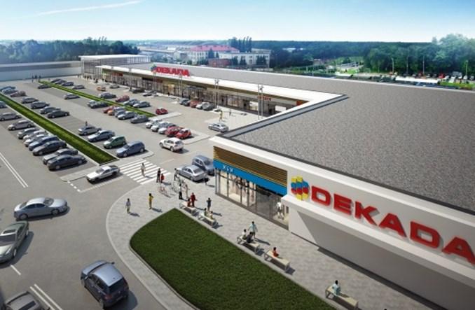 Dworce-centra handlowe w Mińsku i Koninie
